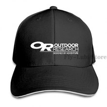 Outdoor Research Logo 1 Baseball cap männer frauen Trucker Hüte mode verstellbare kappe(China)