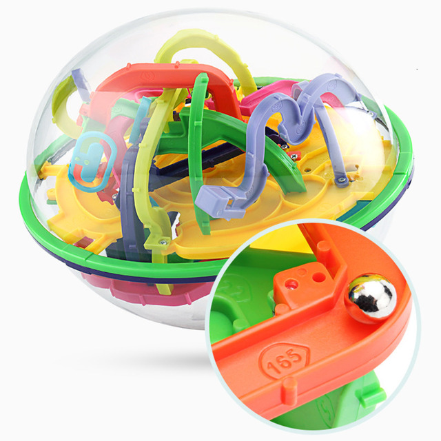 3D-Intellect-Puzzle-Ball-299-Level-Large-Magic-Maze-Game-Toys-For-Children-Adult-Balance-Learning