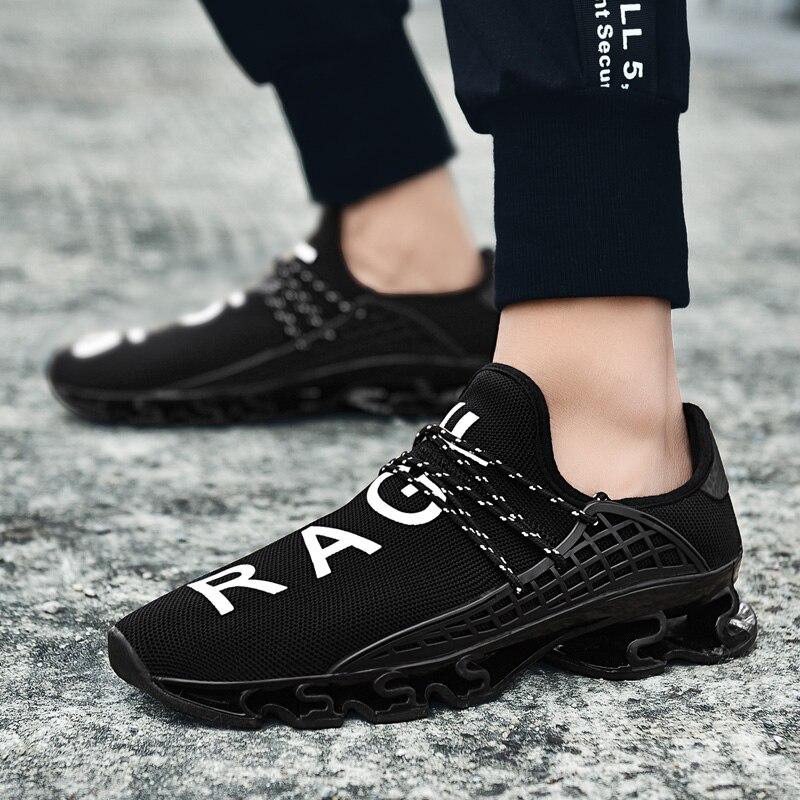 Спортивная обувь для мужчин wo мужчин противоскользящие демпфирования классная подошва Прогулки Треккинг Досуг Осень бег zapatils кроссовки