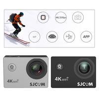 SJCAM-Cámara de acción aérea SJ4000, Full HD, Allwinner, 4K, 30FPS, WIFI, pantalla de 2,0