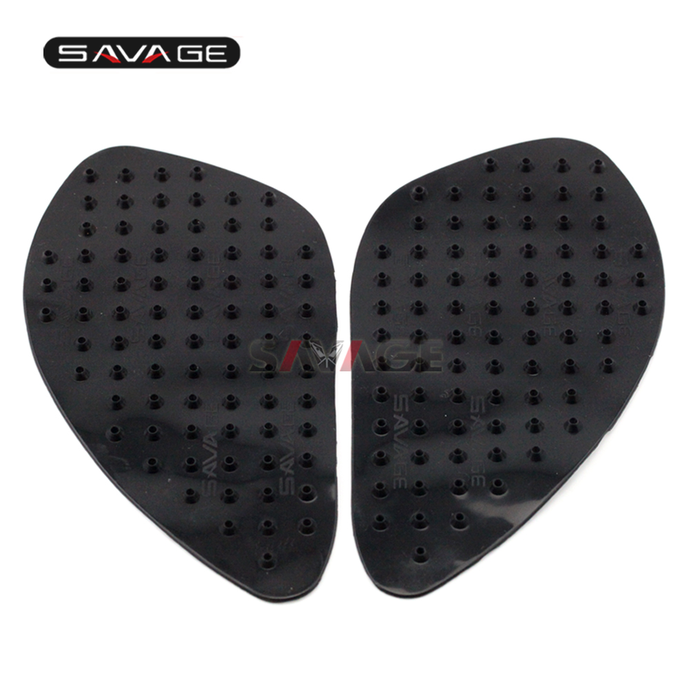 For HONDA CBR250R 10-13, <font><b>CBR300R</b></font> 14-15 Tank Traction Pad Anti Slip <font><b>Sticker</b></font> Motorcycle Side Decal Gas Knee Grip Protector image