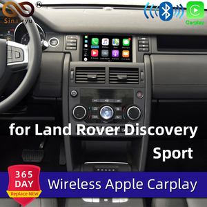 Image 1 - Sinairyu Apple Carplay inalámbrico para coche Land Rover/Jaguar Discovery Sport f pace Discovery 5, Android, Auto Mirror, Wifi, iOS13