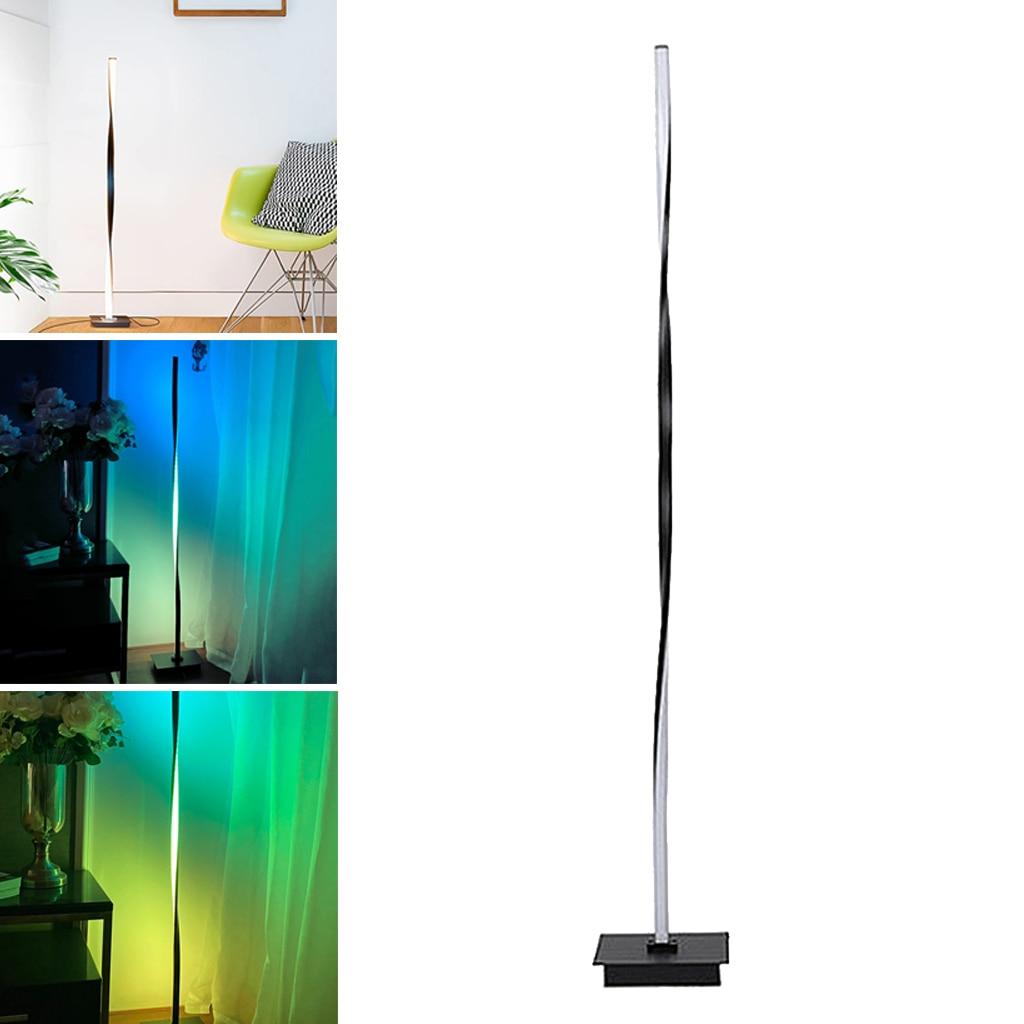 Купить светодиодная напольная лампа rgb с дистанционным управлением
