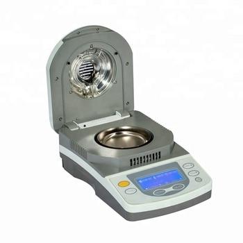цена на Digital Halogen Moisture Meter Analyzer Powder,Portable Grain Moisture Tester, Food Moisture Meter Balance