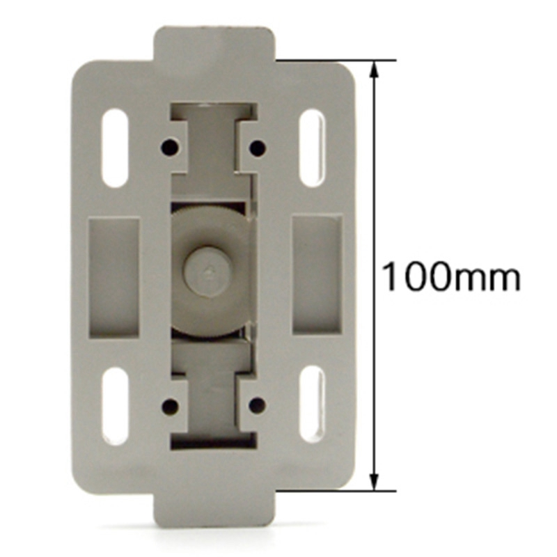 CO2 Tube Holder Support Adjust Dia.50-80mm Mount Flexible Plastic Support For CO2 Engraving Machine