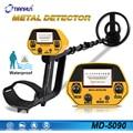 MD-5090 металлоискатель прибор для обнаружения подземный детектор металла Искатель Золота Детектор Охотник за сокровищами золотоискателя