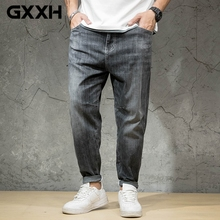 Summer Jeans Brand Clothing Denim Pants Spring Stretch Male Quality Casual Fashion New