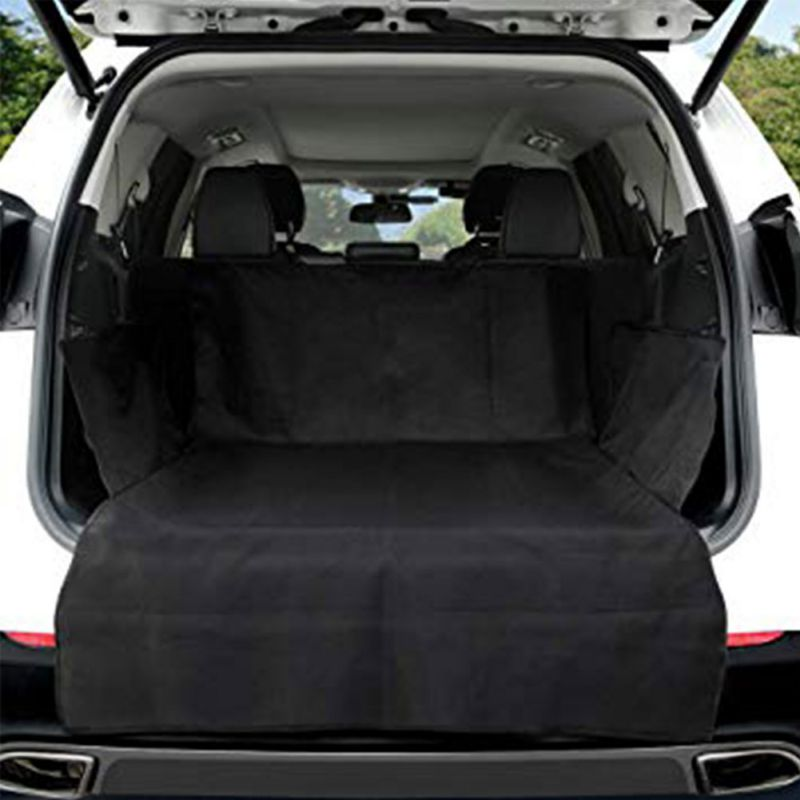 UKB4C Heavy Duty Water Resistant Car Boot Liner Mat Bumper Protector for Q5 08-On