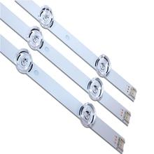 Полный светодиодный блок подсветки идеально подходит для 32LB561V UOT A B 32 INCH DRT 3,0 32 A B 6916l 2223A 6916l 2224A 3*6 светодиодный 590 мм