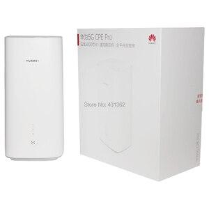 Balong 5000 2,33 Гбит/с Huawei H112-372 5G мобильный WiFi точка доступа CPE маршрутизатор Поддержка 5G N41/N77/N78/N79 полоса