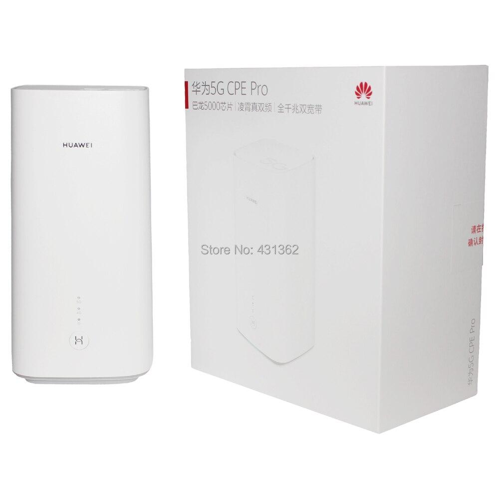 Balong 5000 2,33 Gbps Huawei H112-372 5G, punto de acceso WiFi móvil, Compatibilidad de enrutador CPE 5G N41/N77/N78/N79 Band Celular 3G xgody-p30, pantalla de 6 pulgadas, so Android 9,0, 2GB RAM, 16GB ROM, CPU MTK6580, Quad Core, Dual Sim, cámara de 5,0 MP, batería de 2800mAh, soporte GPS y WiFi