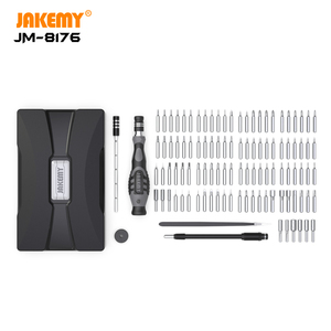 Image 4 - JAKEMY 106 IN 1 Precision Screwdriver Set Magnetic Torx Bit Set Screw Driver for iPhone Computer PC Electronic Repair Tools Set