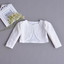 100% Cotton Baby Girl Cardigan Baby Shrug Sweater For 1 Years Old Baby Clothes 2021 Spring Outwear Girls Clothes ABC165003