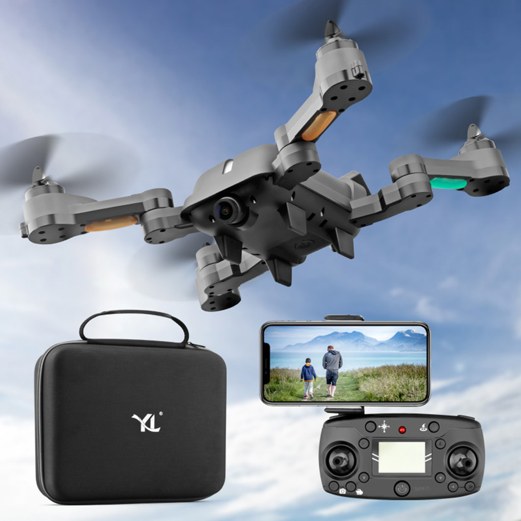 Fishing Drone ZohdS3 5MP 1080P Wide Angle WIFI FPV HD Camera GPS Follow RC Drone Quadrocopter   Zohd Drone Landing Pad 2019 Hot
