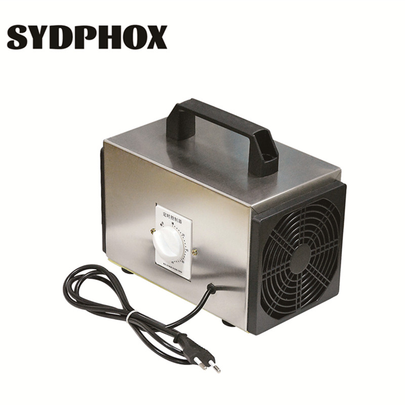 Ozone Generator 10g/15g/20g Air Purifier Air Cleaner Disinfection Sterilization Cleaning Formaldehyde Epidemic Prevention