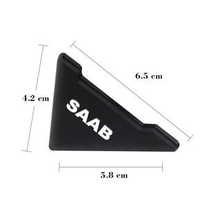 Image 4 - Protector de silicona para esquina de puerta de coche, parachoques antiarañazos para VW, Volkswagen, Scirocco, Bora, Golf, Passat, Shar, 2 uds.