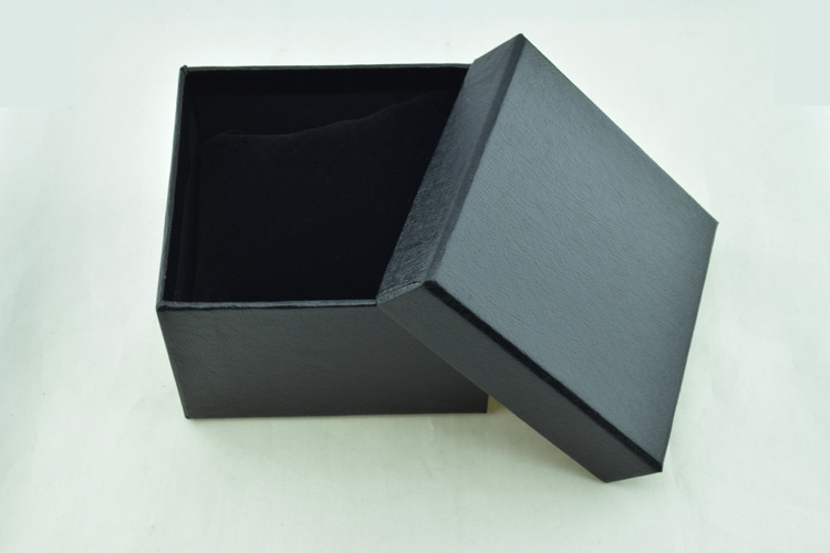 New Style Top Grade Fashion Black Watch Packaging Box Can Set L System L Ogo