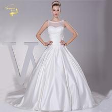 Жанна любовь Милая Бальные платья свадебные 2020 Новое свадебное