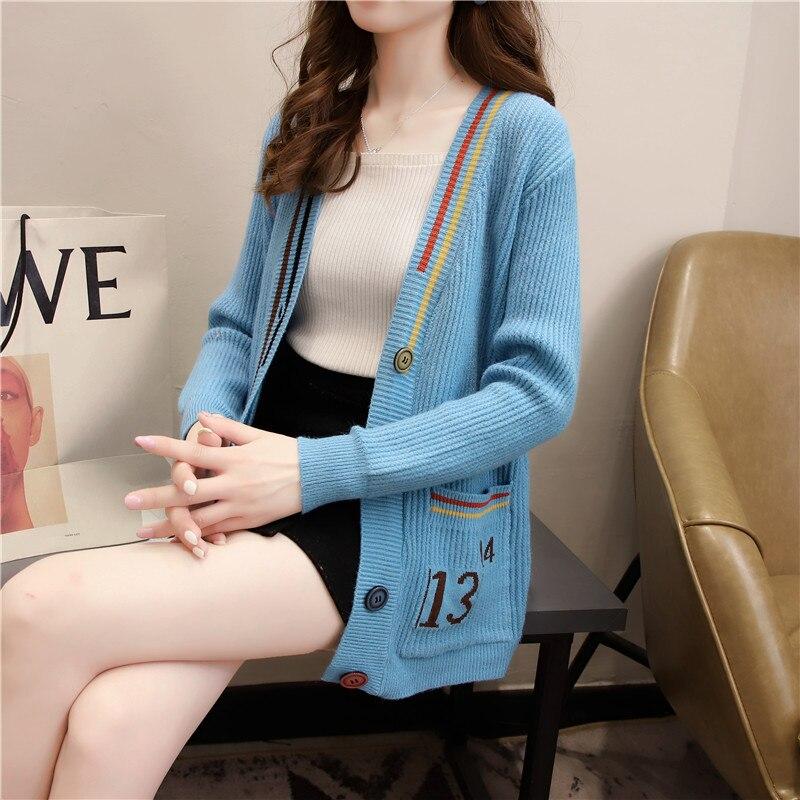 Купить над созданием нового фея свитер пальто женский осень зима серия