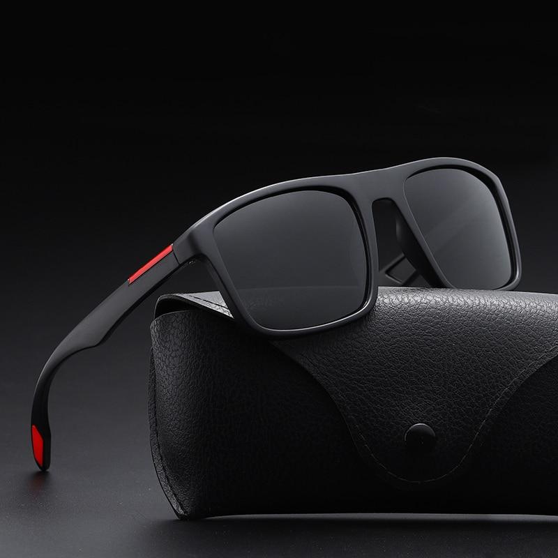 Солнцезащитные очки с градиентными линзами UV400 для мужчин и женщин, модные поляризационные, в винтажном стиле ретро, для вождения
