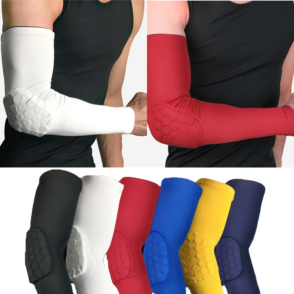 Arm Sleeve Running Basketball Protective Gear Sports Anti-collision Guard