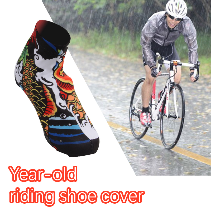 Cycling Shoe Covers Tool Windbreak Gym Shoes Garment Accessories Bike Shoes Cover Riding Shoe Covers Durable Carp Outdoor Sport|  - title=