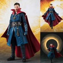 15cm Avengers 4 Endgame Doctor Strange PVC Action figure model toys Joint movable Doctor Strange figure Collectible model toys