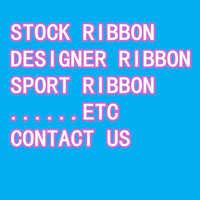 DHK many sizes 50yards 100yards brand sport stock Ribbon printed grosgrain DIY OEM decoration S