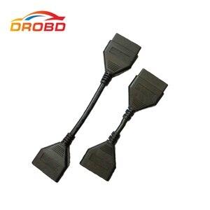 Image 1 - وصلة تمديد جديدة أصلية 100% X431 Idiag كابل OBD16 pin For Idiag easydiag أندرويد ios /5C/V/PRO/GOL شحن مجاني