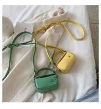 Летняя супер мини сумка для женщин 2020 новая Корейская версия