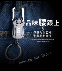 Image 4 - motorcycle Key Chain Keychain Metal Multifunction Keyring For Yamaha XMAX X MAX 125 250 300 400 2017 2018 2019 2020 Accessories