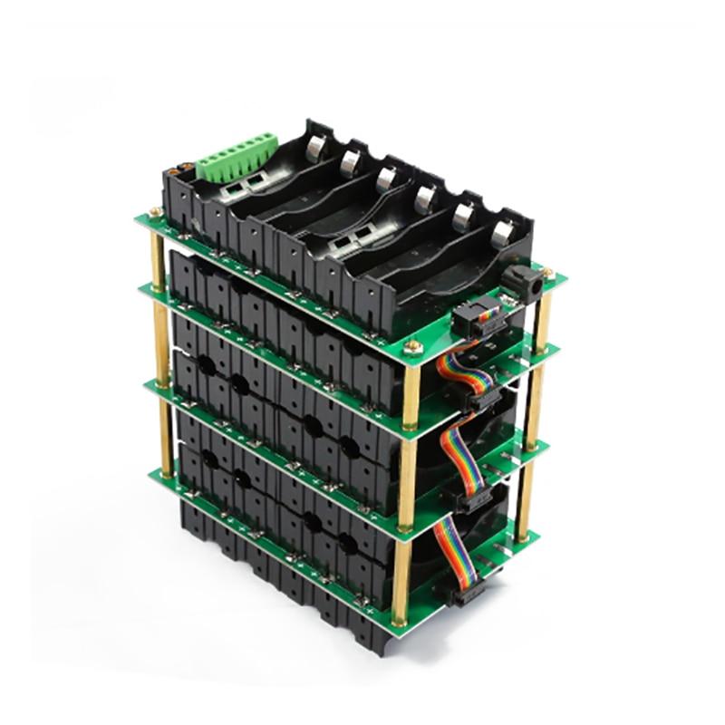 12v 3s bateria de alta potência 18650 bateria de lítio fonte de alimentação de parede caixa de bateria bms diy fonte de alimentação elétrica