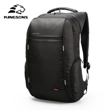 KINGSONS 2019 New Item 13.3 15.6 17.3 inch Laptop Backpack Waterproof Men Women