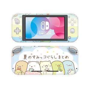 Image 3 - Sumikko Gurashi NintendoSwitch עור מדבקת מדבקות כיסוי עבור Nintendo מתג לייט מגן Nintend מתג Lite עור מדבקה