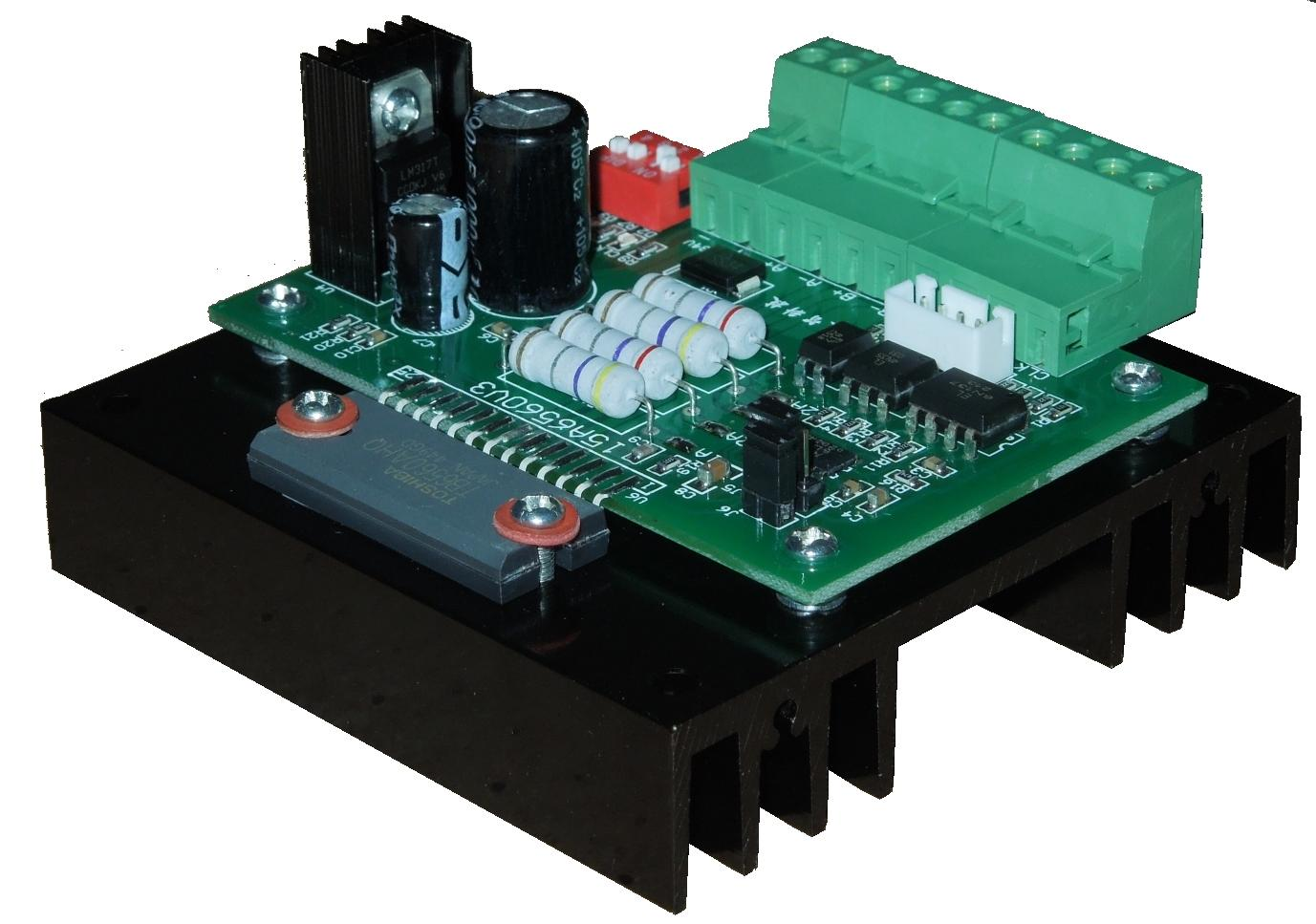 3A Stepper Motor Driver Single Axis Controller