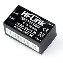 Hi link новая модель hlk pm01 ac dc от 220 В до 5 3 Вт 600 мА