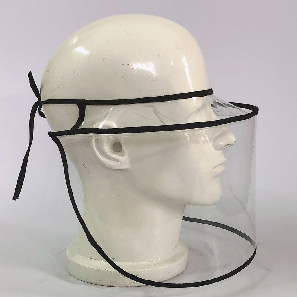 40^Anti  Hat Anti-Fog Mask Without Cap Adjustable Size Suitable For Most Hats Environmental