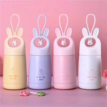 2019 Super Cute Insulation Cup for Girls Stainless Steel Vacuum Flask Water Thermos Bottles Cups School Children Mugs Gifts manual cylinder screen printing machine for bottles mugs cups silicon wristbands pens