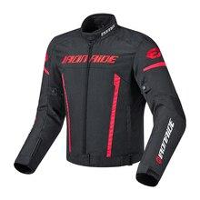 IRONRIDE New Motorcycle Jacket Men Jaqueta Motociclista Waterproof Riding Racing Moto Protection Motocross Jacket With Linner