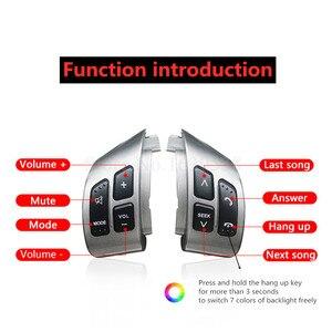 Image 1 - نمط جديد لسوزوكي سويفت 2005 2016 ل SX4 2006 2013 كومبيناتيو التبديل متعددة الوظائف عجلة القيادة زر التبديل الصوت