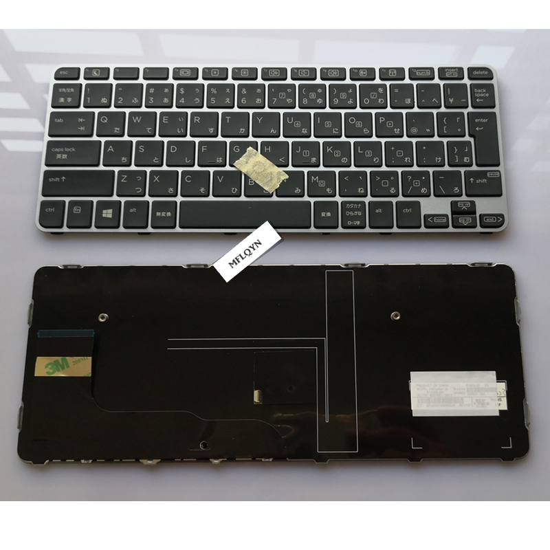 Клавиатура для ноутбука HP EliteBook 820 G3 820 G4 828 G3 725 G3 725 G4 JP, японская