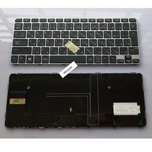 ใหม่สำหรับ HP EliteBook 820 G3 820 G4 828 G3 725 G3 725 G4 JP ญี่ปุ่นแป้นพิมพ์แล็ปท็อป JA
