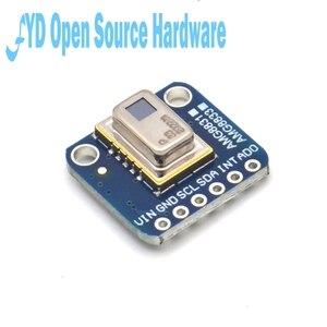 Image 3 - AMG8833 ir 8 × 8サーマルイメージャアレイ温度センサーのためのラズベリーパイ
