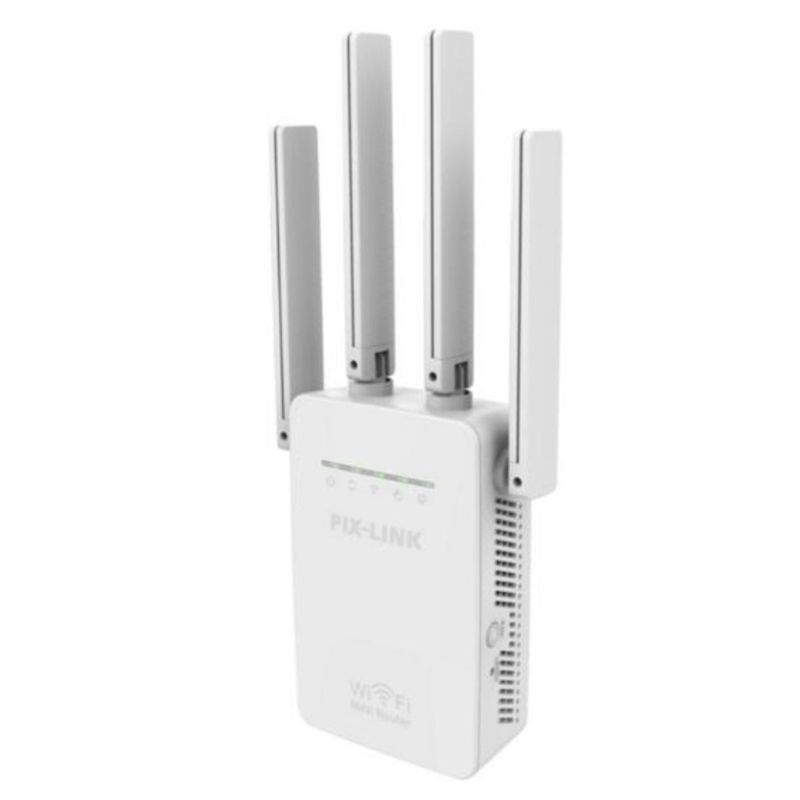 Dual-Band Wifi Extender Repeater Wireless Router Netzwerk Signal Booster E65A