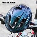 GUB SV11 велосипедный шлем mtb дорожный велосипедный супер светильник весовая безопасность с усиленным ребром для мужчин и женщин аэродинамиче...