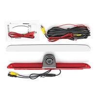 Sprinter Bremse Licht Backup Kamera Für Mercedes Benz Sprinter/Vw Crafter Vans Led Licht Parkplatz|Fahrzeugkamera|   -
