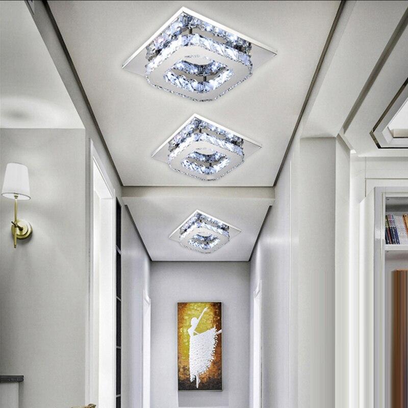 2020 Crystal Chandelier Lighting Living Room Bedroom Accessories Lamp Dining Room Decoration Modern Ceiling Lamp