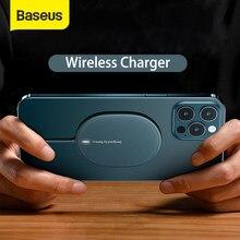 Chargeur sans fil magnétique léger Baseus pour iPhone 12 12Pro chargeur Portable Max pour iPhone 12 Mini chargeur rapide