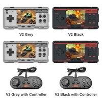 FC3000 V2 Console per videogiochi portatile classica 16G integrata nel 5000 giochi 10 simulatore supporto uscita AV portatile gioco in formato NTSC