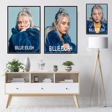 Nueva película de la cantante de música Pop Star Posters e impresiones en lienzo pintura arte de pared imagen Vintage decoración decorativa para el hogar